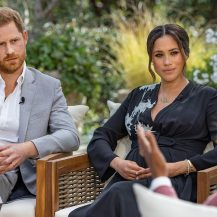 Six things you'll learn about Meghan and Harry from their Oprah interview