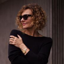 Renia Jazdzyk shows us how to wear knits