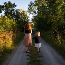 Balancing Act: career and single parenthood