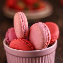 Raspberry Macaroons Recipe