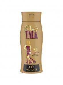 Gold Series Body Talk Glamour perfume body lotion