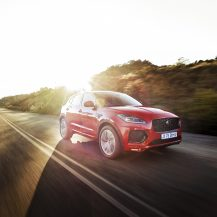 Baby Driver: The Jaguar E-Pace SUV
