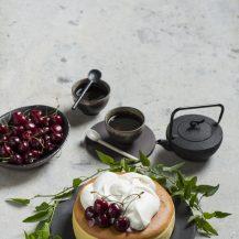 Jasmine Japanese cheesecake