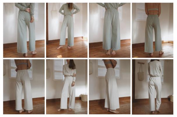 loungewear graydawn