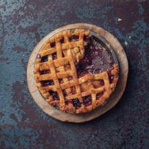 Apple & Berry Pie Recipe