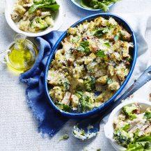 Chicken & broccoli pie recipe