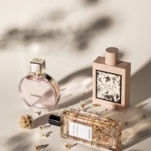 Top 3 floral fragrances of the month